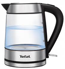 ROZETKA | <b>Электрочайник TEFAL GLASS KETTLE</b> KI730D30 ...