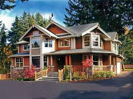 Northwest House Plans at Dream Home Source   Northwest Style Home    The rugged materials and organic shapes of Craftsman and Contemporary styles have a natural affinity for the Pacific Northwest  Dream Home Source is proud