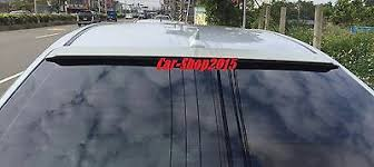Painted Rear Roof Spoiler*3 & Trunk Spoiler*3 <b>for TOYOTA Corolla</b> ...