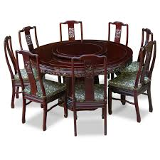 Round Dining Room Tables For 8 Modern Round Dining Room Table With 8 Black And White Chairs Set