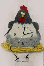 Купить или заказать <b>Часы &quot</b>;Зверьё моё&quot; в интернет ...
