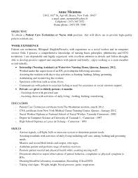 patient care technician job description for resume patient care tech patient care assistant duties