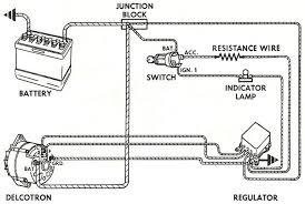 acdelco alternator wiring hot rod forum bulletin board acdelco alternator wiring