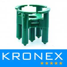 Купить <b>Фиксатор</b> (стульчик) стойка KRONEX 30. (упаковка 50 шт ...