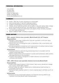 Occupational Health Nursing Resume Sales Nursing Lewesmr Nursing