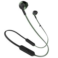 <b>Наушники</b> Bluetooth <b>JBL</b> Tune 205BT Green (<b>JBLT205BTGRN</b>)