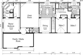 Ranch House Floor Plans Related Keywords  amp  Suggestions   Ranch    Ranch House Floor Plans