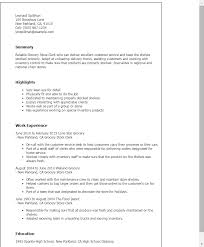 Resume Templates  Grocery Store Clerk