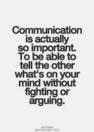 Communication Quotes on Pinterest | Relationship Communication ...