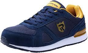 Larnmern Safety Shoes, for Men / Women, Steel Toe Cap, SRC, <b>Non</b> ...