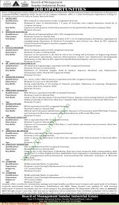board of management sundar industrial estate lahore jobs on 18 board of management sundar industrial estate lahore jobs
