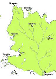 pentos braavos lys qohor norvos myr tyrosh volantis lorath braavos map game thrones