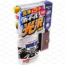 <b>Очиститель</b>-покрытие для колесных <b>дисков Wheel</b> Tonic 400ml ...