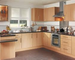 beech wood kitchen cabinets:  kitchen cabinets beech real wood kitchens birmingham beech slab fitted kitchen range ikea kitchen cabinets