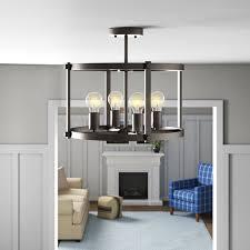 <b>vintage ceiling lights</b> You'll Love in 2019 | Wayfair