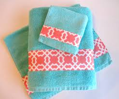 bathroom towels sets