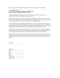 sample letter to creditor debt settlement via sample settlement letter