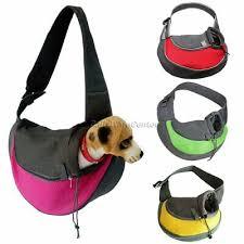 <b>Pet Dog</b> Cat <b>Puppy Carrier</b> Shoulder Chest Bag Backpack <b>Outdoor</b> ...