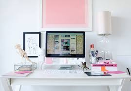 1000 images about inspirational organization on pinterest cute desk pencil cup and desk accessories chic home office desk
