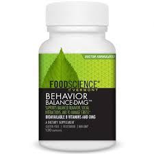 FoodScience, <b>Behavior Balance-DMG</b>, <b>120 капсул</b> – отзывы ...