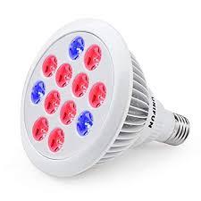 UNIFUN LED Grow Light E27 Bulb Greenhouse Light ... - Amazon.com
