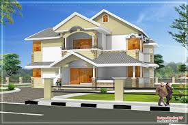 Kerala House Plans and Elevations   KeralaHousePlanner comkerala home design