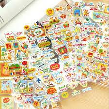 20packs/<b>lot Japan</b> naughty small Cat Stickers /scrapbook diary deco ...