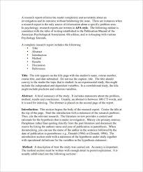 Research literature review sample  Review of the Literature   ESC