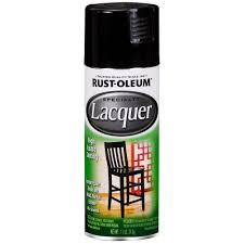 gloss black lacquer spray paint black lacquer furniture paint