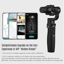Hohem iSteady Pro <b>3</b>-<b>Axis</b> Handheld <b>Stabilizing</b> Gimbal Support ...
