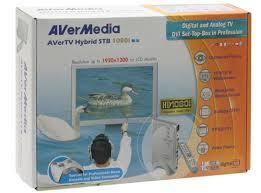 <b>AVerMedia AVerTV Hybrid</b> STB 1080i Review | Trusted Reviews