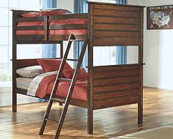 ladiville twin over twin bunk bed ashley unique furniture bunk beds