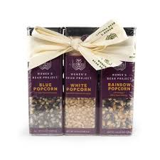 <b>Three</b> Popcorn Gift Bundle - Gifts for Good