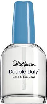 <b>Sally Hansen</b> - <b>Double</b> Duty Base & Top Coat: Amazon.ca: Beauty