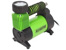 <b>Компрессор</b> автомобильный <b>Alligator AL</b>-<b>350Z</b> 12V 30л/мин ...