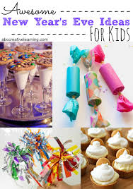 New Year Craft Ideas Awesome New Year S Eve Ideas For Kids Abc Creative Learning