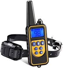 CRD PRODUCTS <b>800m Electric Dog</b> Training Collar Pet Remote ...