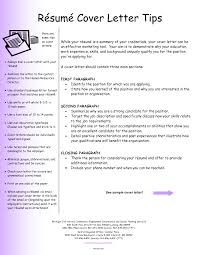 how to write a cover letter examples for resume  socialsci cohow