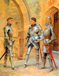 sir john cressy lord bardolf and richard beauchamp the earl sir john cressy lord bardolf and richard beauchamp the earl of warwick hundred years