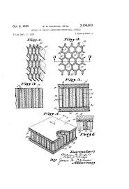Patent US3106503 - Method of making <b>honeycomb</b> structural panels ...