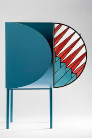 patricia urquiola creates stained glass doors for credenza cabinets cadenza furniture