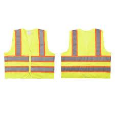B# - L x <b>2pcs</b> GOJOOASIS High Visibility Safety Vest <b>Reflective</b> ...