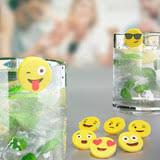 <b>Маркеры для бокалов Emoji</b> 8шт. - купить в интернет магазине