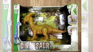 <b>Радиоуправляемый динозавр Feilun</b> Паразауролоф, зву купить в ...
