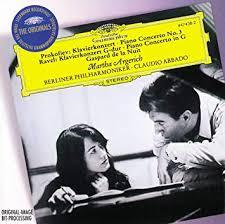 Sergei Prokofiev, Maurice Ravel, <b>Claudio</b> Abbado, Berlin ...