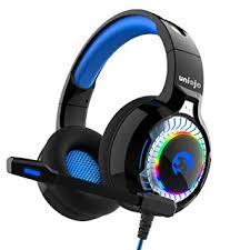 Amazon.com: Gaming Headset,UNIOJO <b>Stereo</b> PS4 Headset,Xbox ...