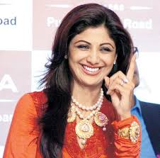 """Shilpa Shetty. When asked about it, Shilpa sportingly said, """"Vidya and I are friends so I don't mind this mistake."""" She also stated that Vids should go out ... - Shilpa-Shetty"""