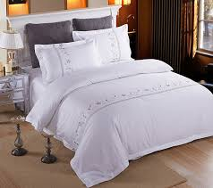 <b>High Quality 100</b>% <b>Cotton</b> White Hotel Bedroom Linen for 5 Star ...