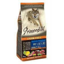 <b>Сухой корм PRIMORDIAL</b> для собак, беззерновой, тунец/ягненок ...