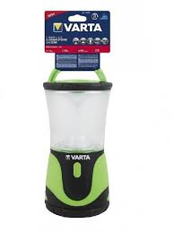 ≡ <b>Фонарь VARTA 3W</b> LED Outdoor Sports Lantern 3D ...